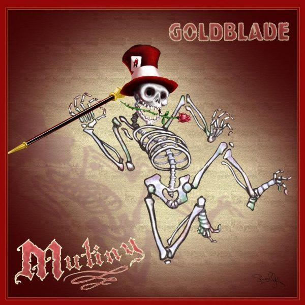 Goldblade - Mutiny