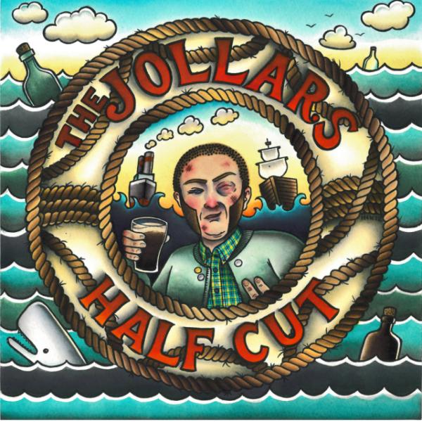 The Jollars - Half Cut